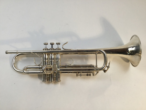 Used Bach LR37 Bb Trumpet (SN: 604934)