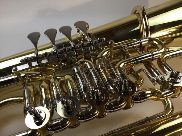 Used Dillon DBF-399 F tuba (SN:48271)