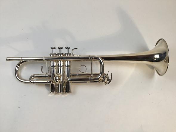 Used Yamaha YTR-8445HS C Trumpet (SN: 201131)