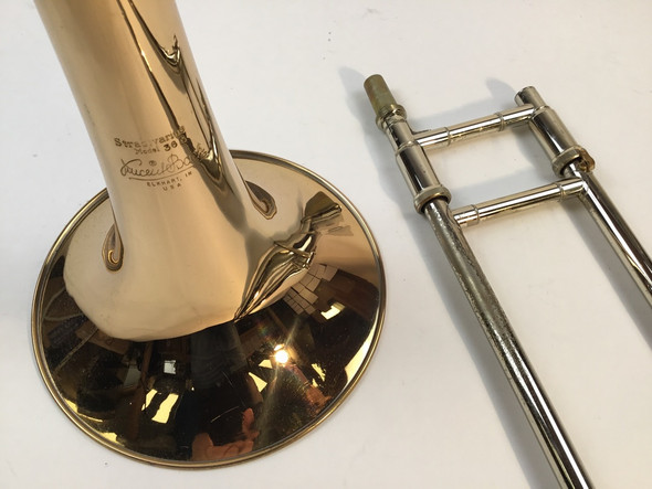 Used Bach LT36G Bb Tenor Trombone (SN: 109406)