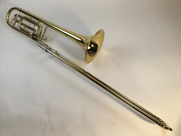 Used Bach 36B Bb/F Tenor Trombone (SN: 170527)