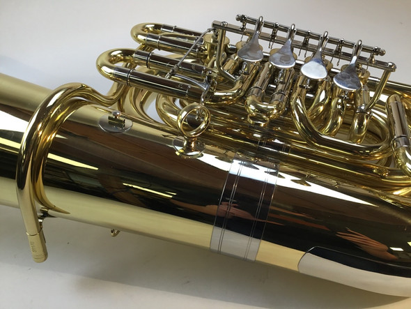 Demo JZ 410 CC Tuba in Lacquer (SN: 51170)
