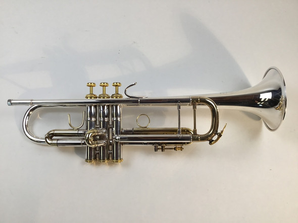 "Used Bach ""Big Apple"" Bb Trumpet (SN: 641151)"