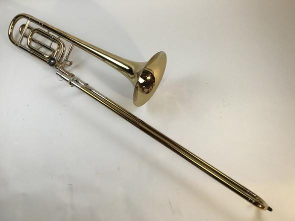 Used Bach 36B Bb/F Tenor Trombone (SN: 86786)