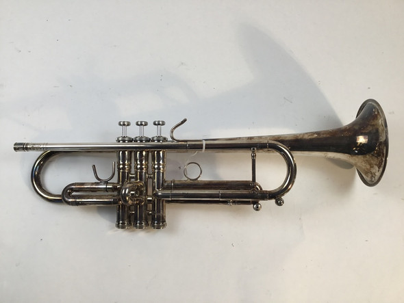 Used Stomvi Mambo Titanium Bb Trumpet (SN: 0116164)