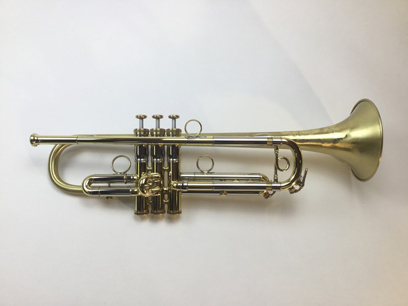 Used/Demo BAC Custom BX model Paseo Bb Trumpet