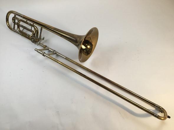 Used Bach 36B Bb/F Tenor Trombone (SN: 60618)