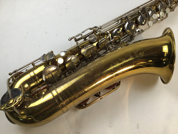 Used Martin Handcraft Committee II Tenor Saxophone (SN: 140626)