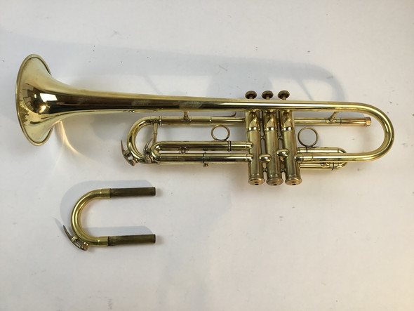 Used Cannonball 42 Bb Trumpet (SN: 605423)