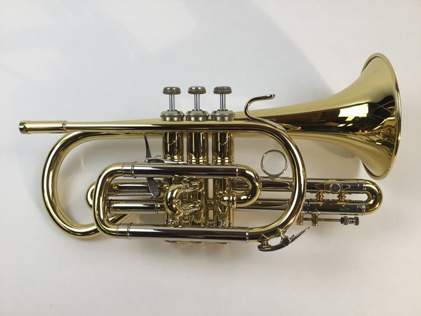Used Bach 184 Bb Cornet (SN: 532552)