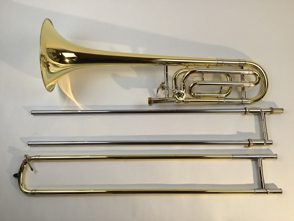 Demo Bach 36B Bb/F Tenor Trombone (SN: 214455)