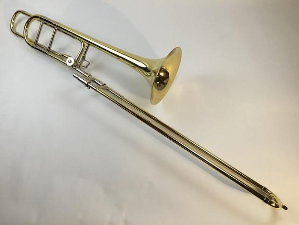Used Bach 42BO Bb/F Tenor Trombone (SN: 180387)