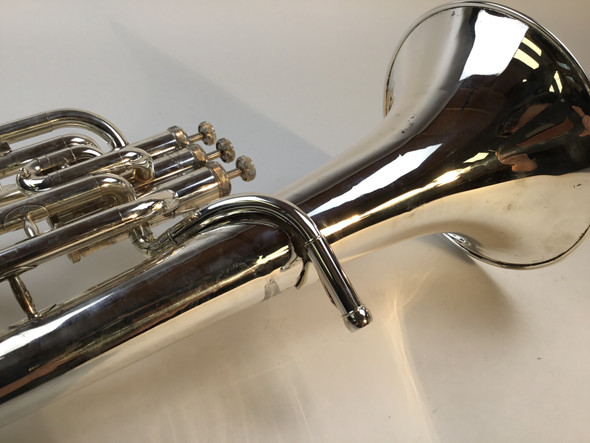 Used Yamaha YBH-301S Bb Baritone (SN: 100163)