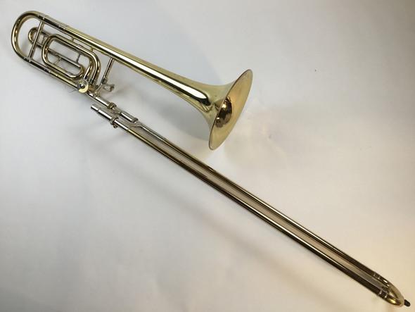 Used Bach 36B Bb/F Tenor Trombone (SN: 95778)