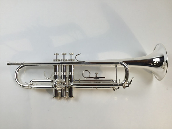 Demo Carol Brass CTR-2000H-YSS Bb Trumpet (SN: 129264)