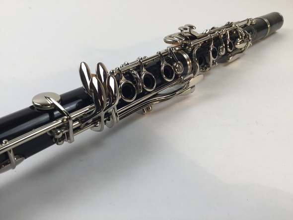 Used Selmer Bundy 577 Resonite Bb Clarinet (SN: 1388694)