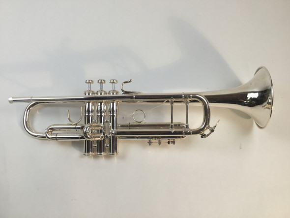 Used Bach 37 Bb Trumpet (SN: 153070)