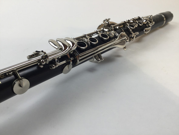 Used Buffet R13 (nickel keys) Bb Clarinet (SN: 721826)