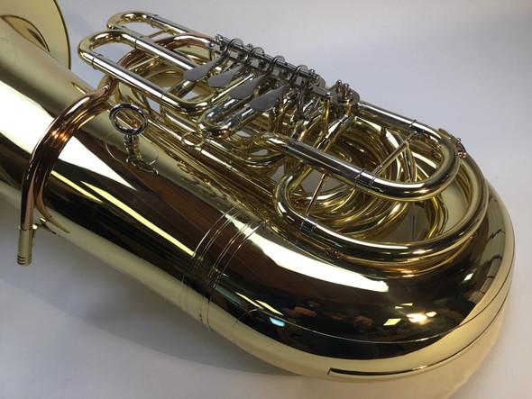 Demo Dillon DBB-1284 BBb Tuba (SN: 810153)