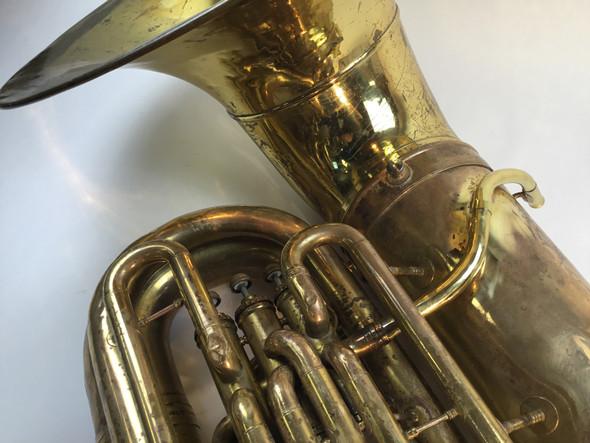 Used Conn 20J BBb tuba (SN: H66580)