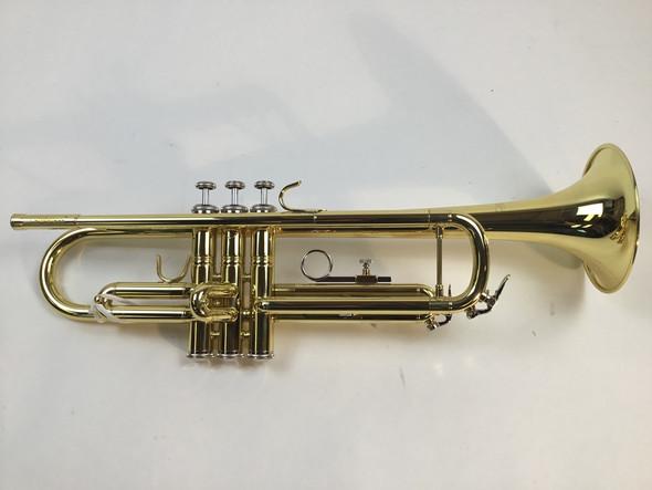Demo Carol Brass CTR-2000H-YSS Bb Trumpet (SN: 130099)