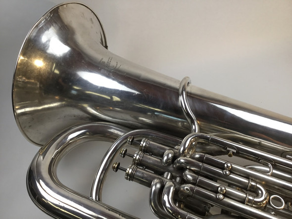 Used Besson BE792 BBb tuba (SN: 243131)