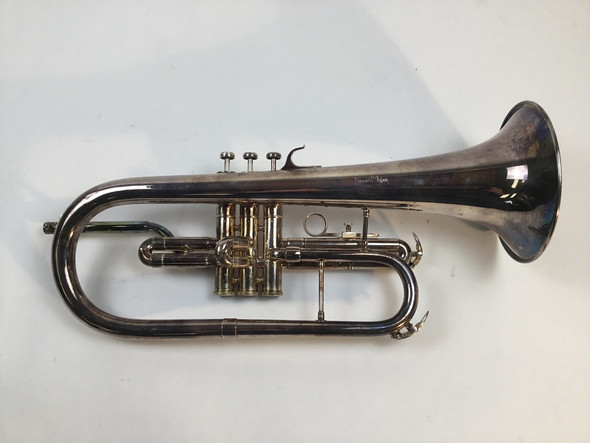 Used DEG Signature Bb Flugelhorn (SN: 163617)