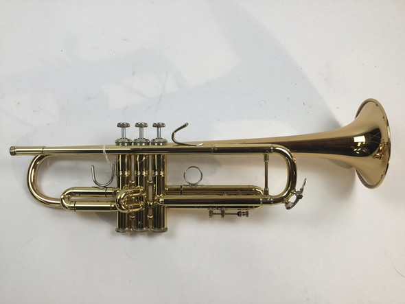 Used Bach LR72GH Bb Trumpet (SN: 565901)