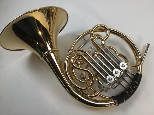 Used Briz 2000G F/Bb French Horn (SN: 60461)