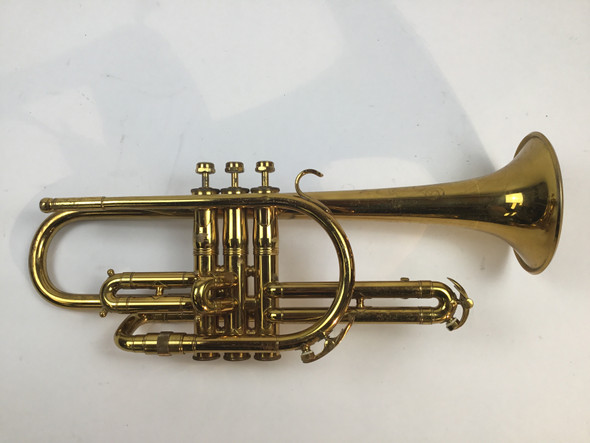 Used King Master Model Bb Cornet (SN: 317285)
