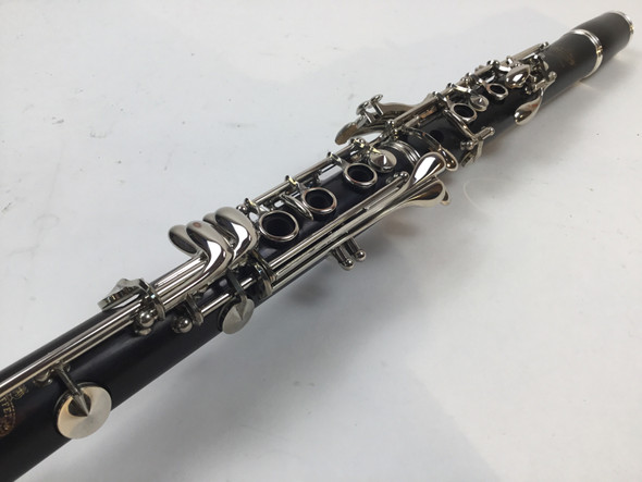 Used Buffet R13 (nickel keys) Bb Clarinet (SN: 444973)