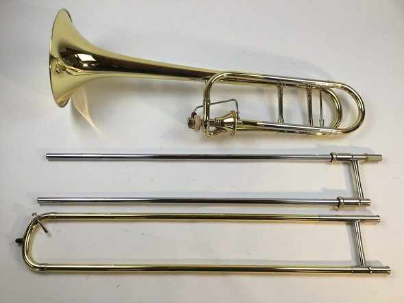 Demo Bach 42AF Bb/F Tenor Trombone (SN: 216698)