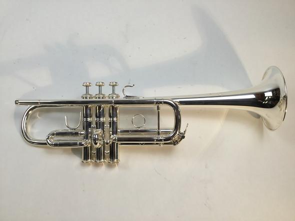 Demo Bach C190SL229 C Trumpet (SN: 771771)