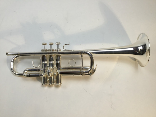 Demo Bach C190SL229 C Trumpet (SN: 764753)