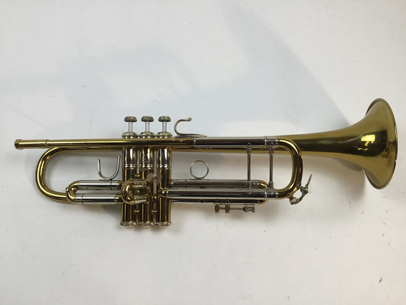 Used Bach 37 Bb Trumpet (SN: 98893)