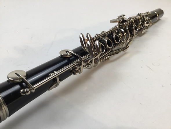 Used Selmer Bundy Resonite Bb Clarinet (SN: 993277)
