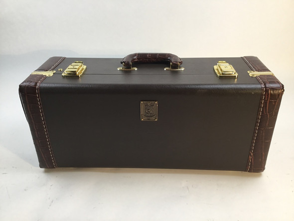 Used Bach Stradivarius Single Trumpet Case [22525]
