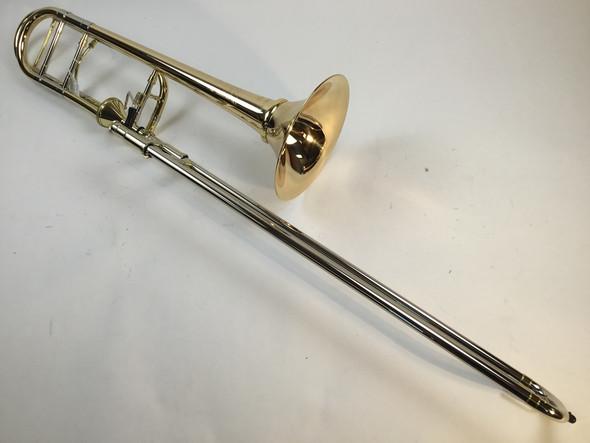 Used Princeton T-856 Bb/F Tenor Trombone (461)