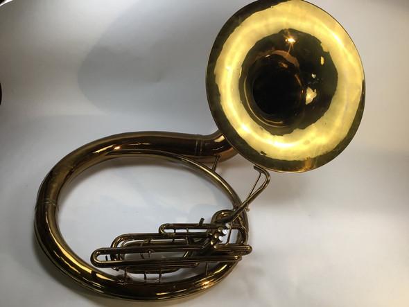 Used Master Art Eb Sousaphone (SN: 125277)