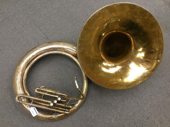 Used King 1260 Eb sousaphone (SN: 363290)