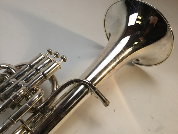 Used Dillon Eb Alto Horn (SN: 35100)