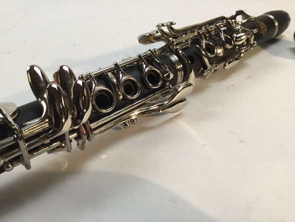 Used Ridenour Lyrique RCP-570c C Clarinet (22577)