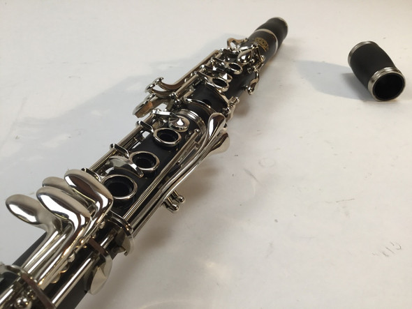 Used Ridenour Lyrique Libertas Bb Clarinet (SN: 1077)