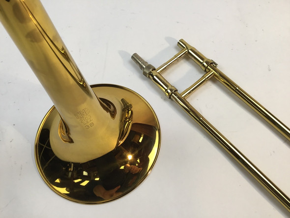 Used King 3B (2103) Bb Tenor Trombone  (SN: 883821)