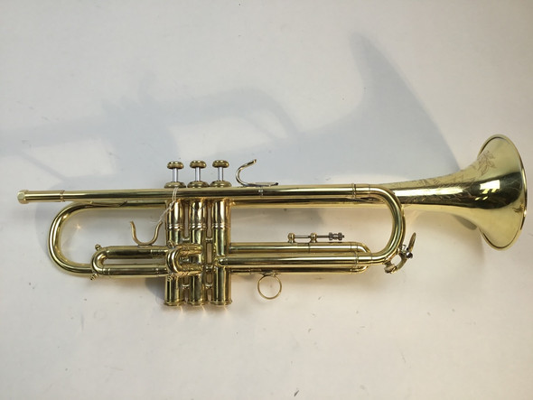 Used Bach 43 Besson System Bb Trumpet (SN: 69723)