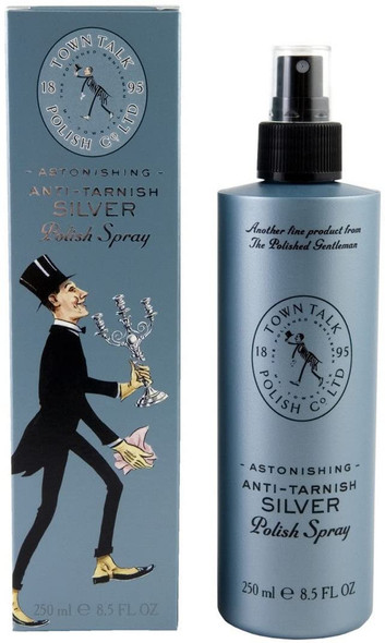 Town Talk Anti-Tarnish Silver Polish 8.5oz