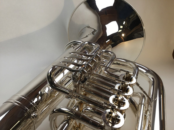Used Willson 3400RZ Eb tuba (SN:1029)