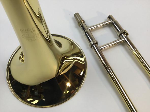 Demo Bach 16 Bb Tenor Trombone (SN: 202570)