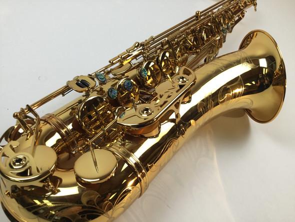 Demo P. Mauriat SYSTEM-76TGL Tenor Saxophone (SN: PM0530218)