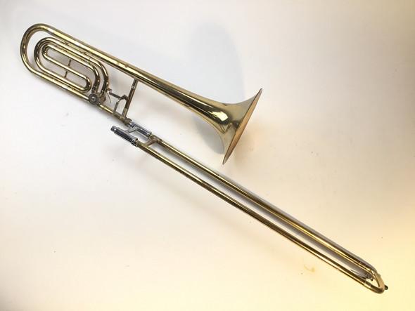 Used Holton TR680 Bb/F Tenor Trombone (SN: 555199)